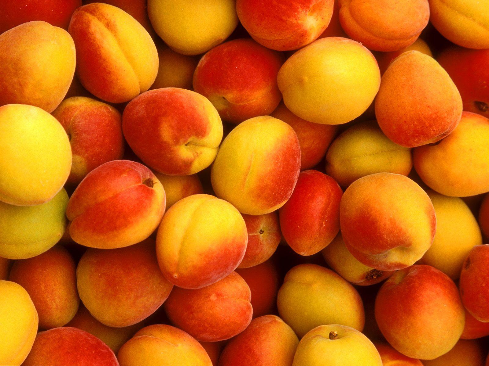 Пирог воздушный из абрикосов